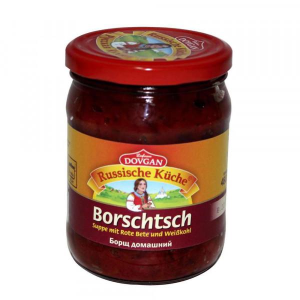 Borschtsch Gemüseeintopf