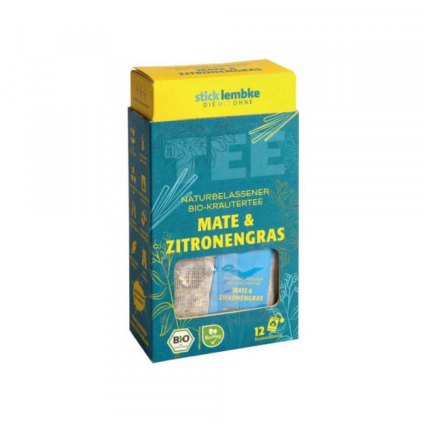 Bio Tee Mate/Zitronengras