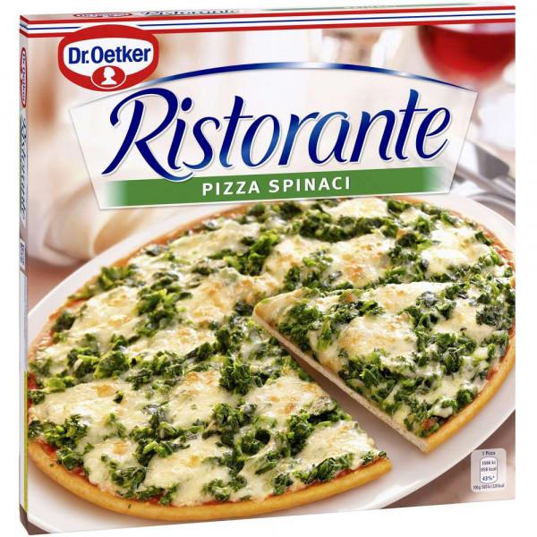 "Pizza ""Ristorante"" Spinat, tiefgekühlt"