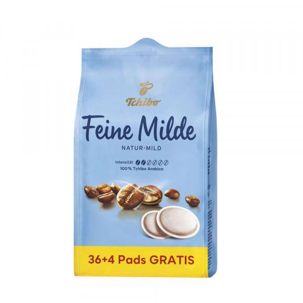 Kaffee-Pads, Feine Milde natur-mild
