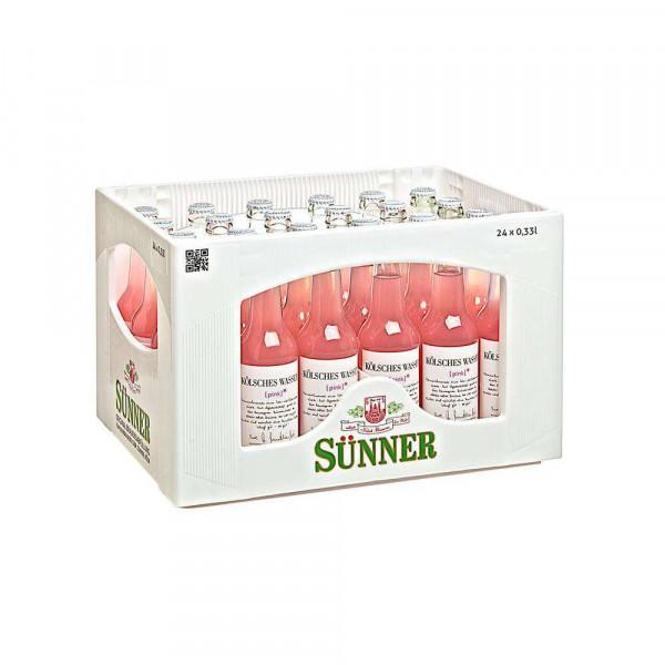 Kölsches Wasser Pink Grapefruit Limonade (24 x 0.33 Liter)