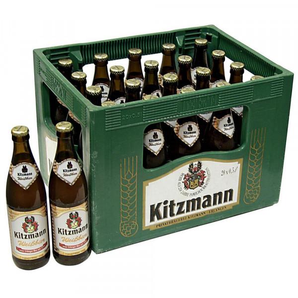 Hefe-Weißbier 5,6% (20 x 0.5 Liter)
