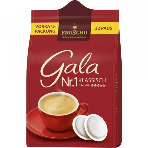 """Kaffee Pads """"Nr. 1"""", 32er"""