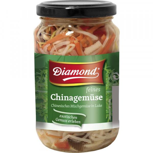 China Gemüse