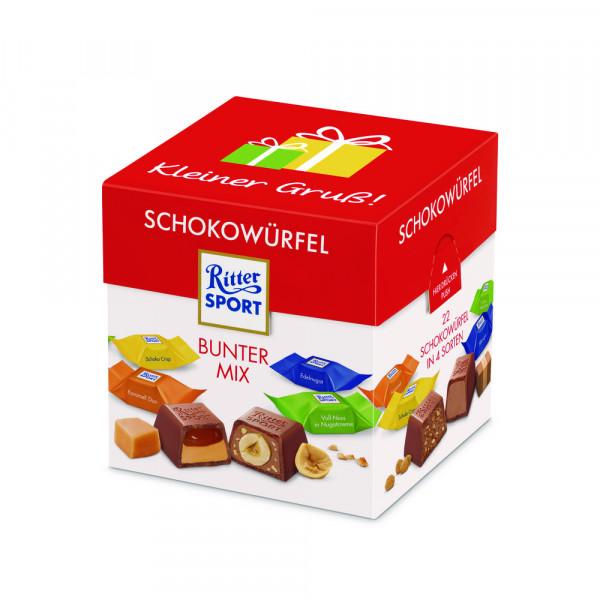 "Schokowürfel ""Bunter Mix"""