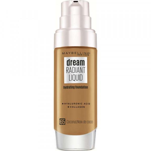 Make-Up Dream Radiant Liquid, Coconut 65