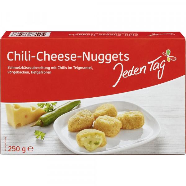 Chili-Cheese-Nuggets, tiefgekühlt