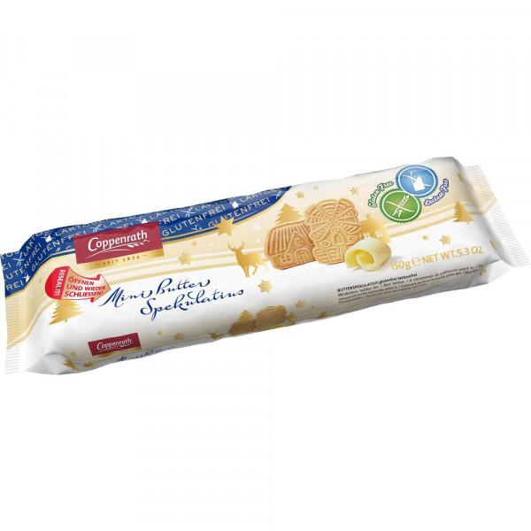 Mini Butter-Spekulatius, gluten- & laktosefrei