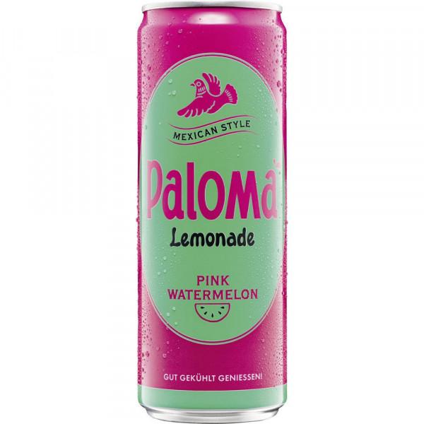 Pink Watermelon Limonade