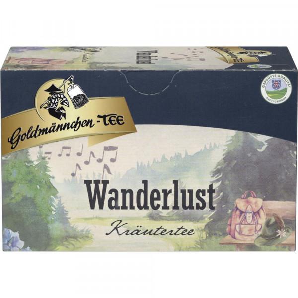 "Kräutertee ""Wanderslust"""