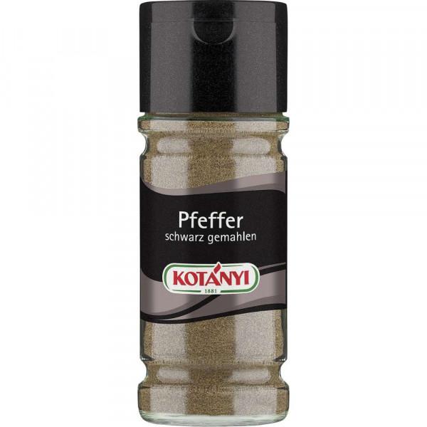 """Pfeffer """"schwarz"""", gemahlen"""