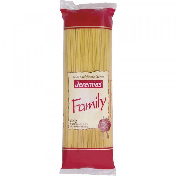 Nudeln, Spaghetti