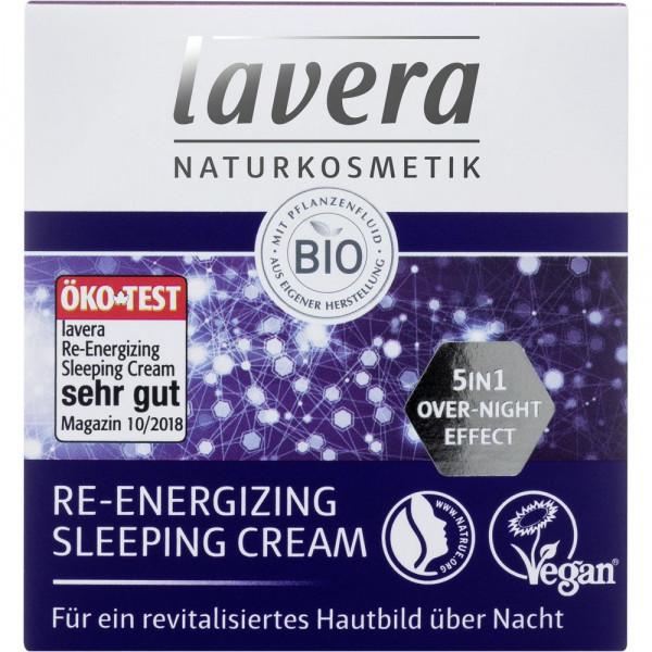 Nachtcreme Re-Energizing Sleeping Creme
