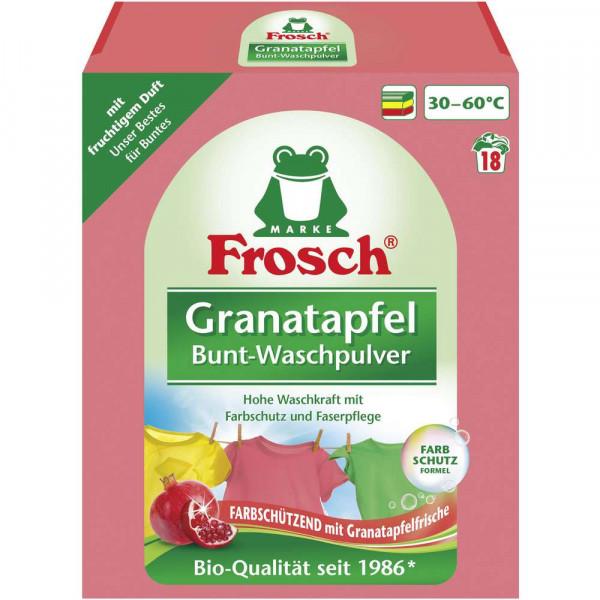 Bunt-Waschpulver, Granatapfel