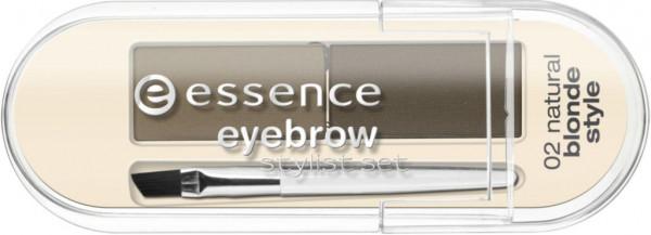 Augenbrauen Stylist Set, Natural Blonde Style 02