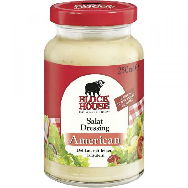 Salat Dressing, American