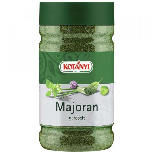 Majoran, gerebelt