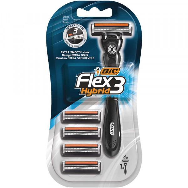 Einwegrasierer Flex 3 Hybrid für Herren
