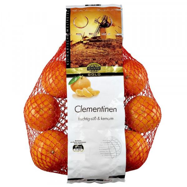 Clementinen, Netz
