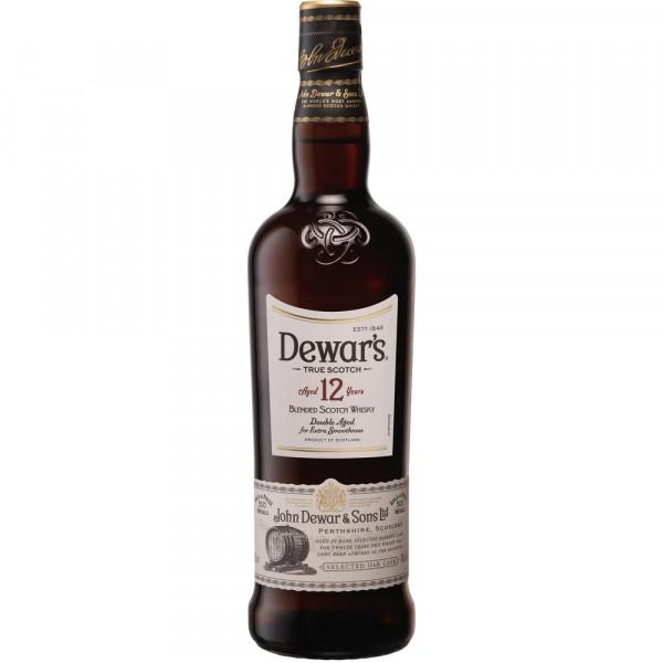 Blendet Scotch Whisky 12 Jahre 40%