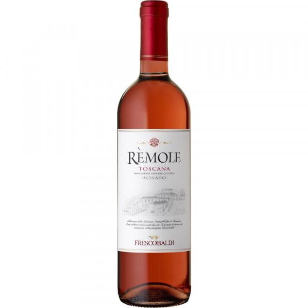 Trockener Roséwein Remole Rosato