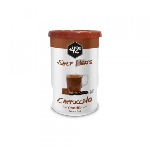 "Cappuccino ""Self Heats"", Karamel"