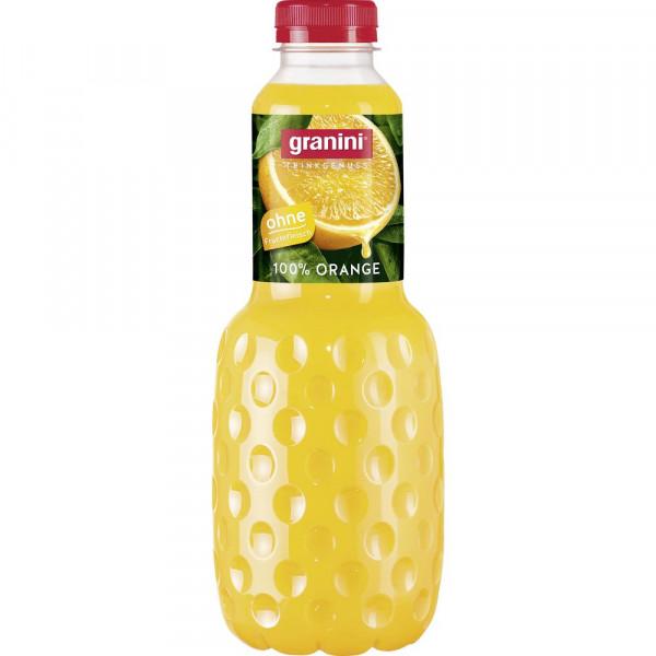 Trinkgenuss Orangensaft