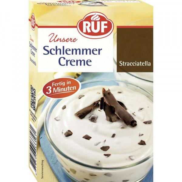 """Dessertpulver """"Schlemmercreme"""", Stracciatella"""