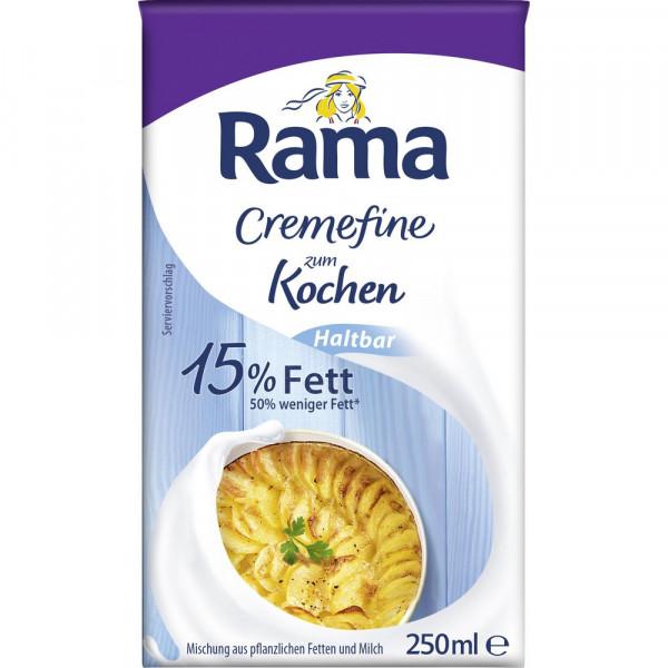 Rama H-Cremefine, zum Kochen