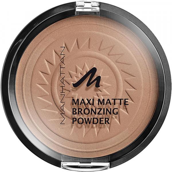 Bronzing-Puder Maxi Matte, 001