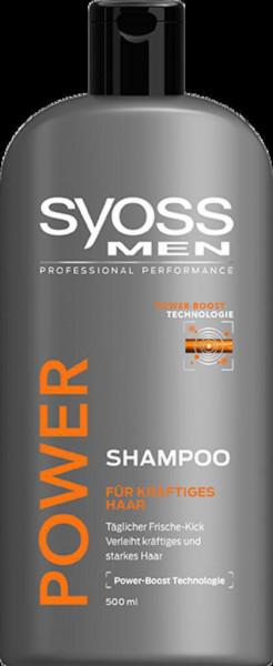 "Men Shampoo ""Power"""