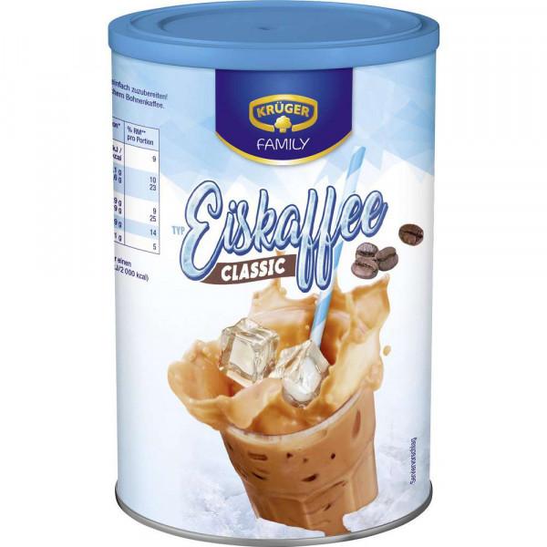 Eiskaffee Pulver