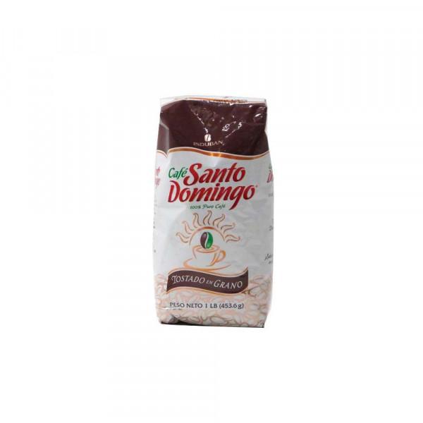 Kaffee Santo Domingo, ganze Bohne