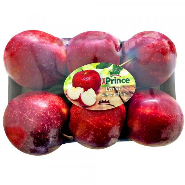 """Äpfel """"Red Prince"""", 6-er Schale"""