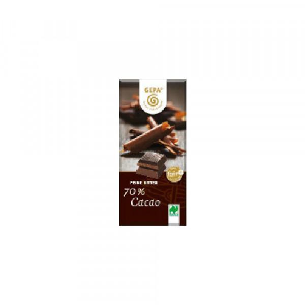 Bio Noir Tafelschokolade