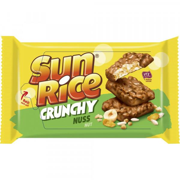 Puffreis Crunchy, Nuss