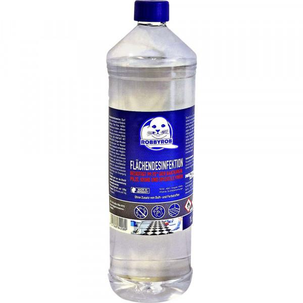 Flächendesinfektion, Flasche