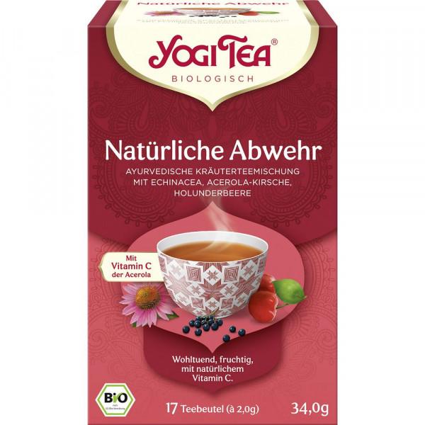 """Bio Kräuter-Tee """"Natürliche Abwehr"""""""