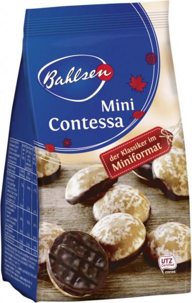 Mini-Lebkuchen mit edelherbem Schokoladen-Boden