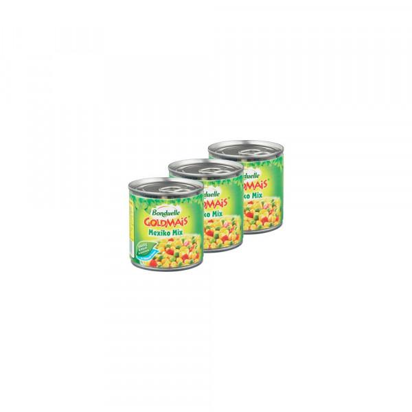 Goldmais Mexiko Mix (3 x 212ml) (3 x 0.14 Kilogramm)