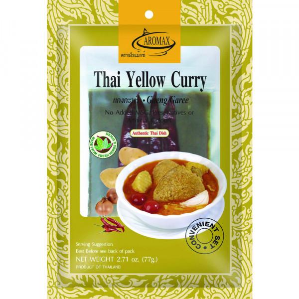 Gewürzmischung, gelbes Curry