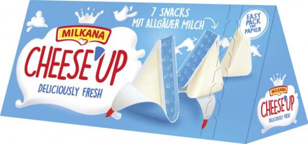 Schmelzkäse Cheese Up Deliciously Fresh