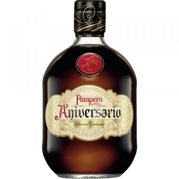 Aniversario Ron Anejo Reserva Exclusiva brauner Rum 40%