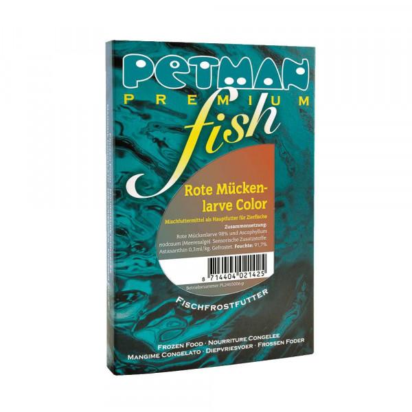 """Fische Ergänzungsfuttermittel """"Rote Mückenlarve Color"""""""