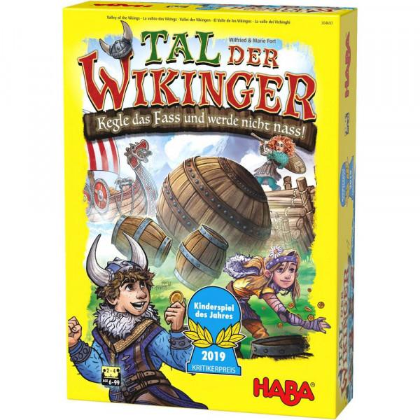 HABA Tal der Wikinger - Geschicklichkeitsspiel