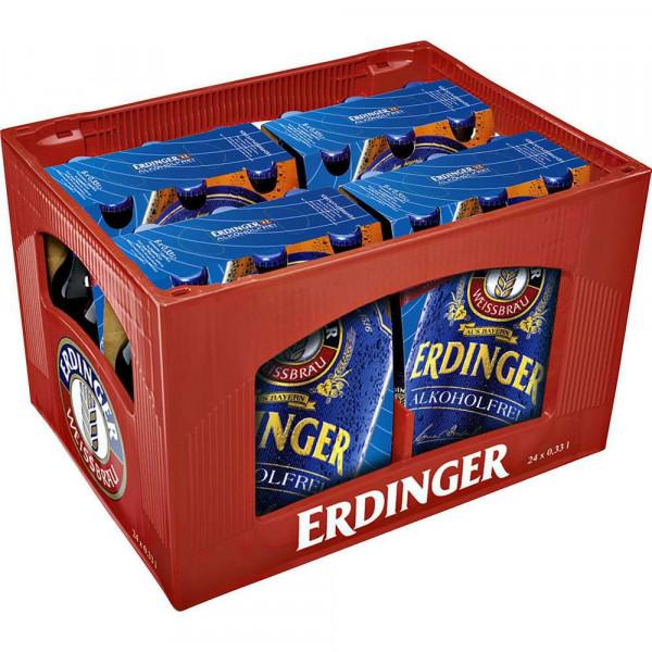 Alkoholfreies Weißbier, 6 x 0,33l (4 x 1.98 Liter)