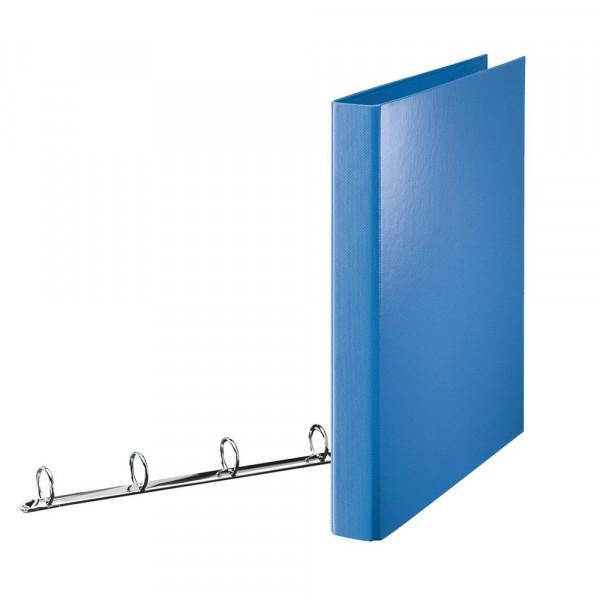 Standard Ringbuch, A4, blau