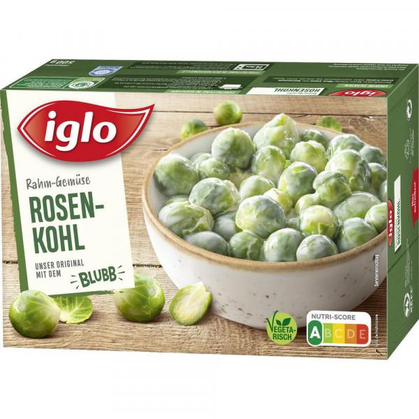 """Rahm-Gemüse """"Rosenkohl"""", tiefgekühlt"""