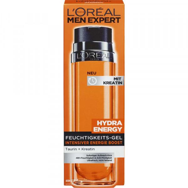 Men Expert Hydra Energy Kreatin Gesichtscreme