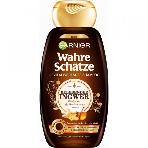 """Shampoo """"Wahre Schätze"""", Ingwer"""